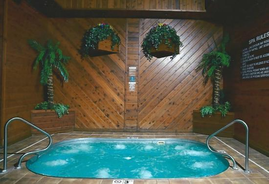 Clinton, IL : Large Hot Tub