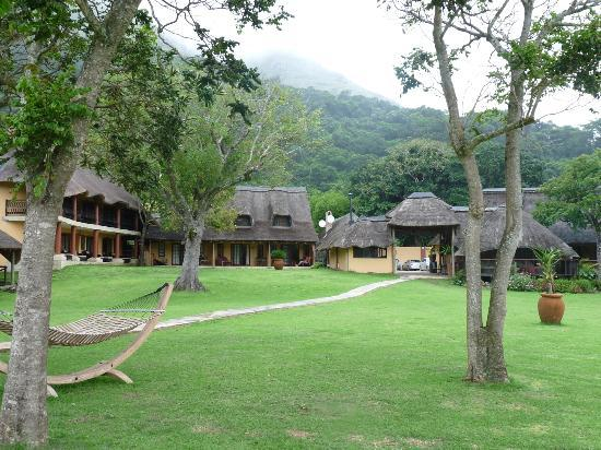 iNtaba River Lodge: Surroundings of the estate
