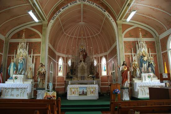 Painted Churches Tour: Ammannsville