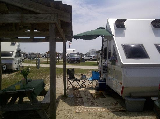 Myrtle Beach Travel Park: Site