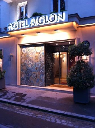 Hotel Aiglon - Esprit de France: hotel Aiglon