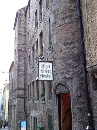Photo of High Street Hostel Edinburgh