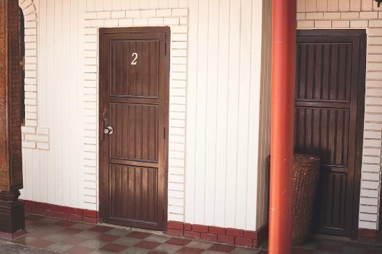 Hostal El Momento: private room #2
