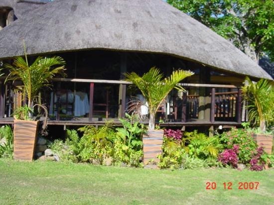 iNtaba River Lodge: Dining Area