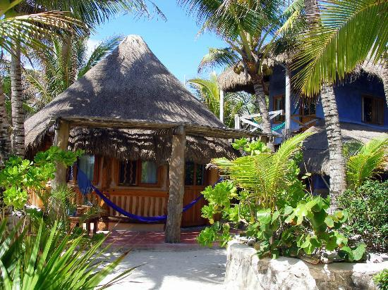 Hotel CalaLuna Tulum: other beautiful cabanas