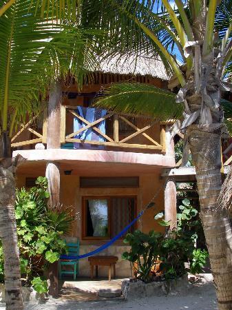 Hotel CalaLuna Tulum: cabanas