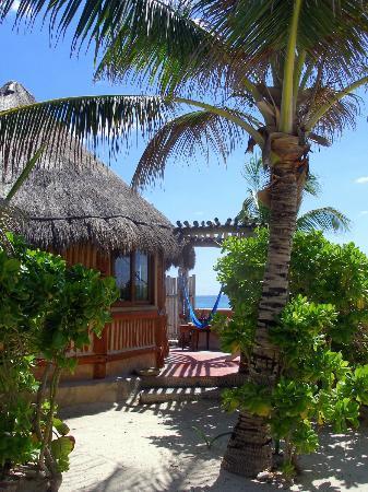 Hotel CalaLuna Tulum: cabana #1