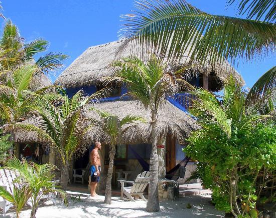 Hotel CalaLuna Tulum: cabana #2