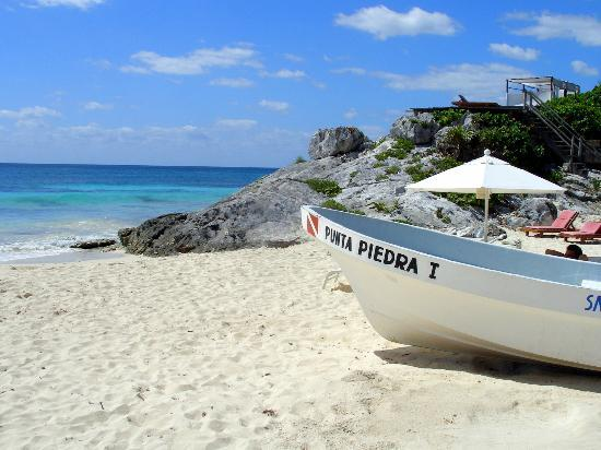 Hotel CalaLuna Tulum: beautiful views