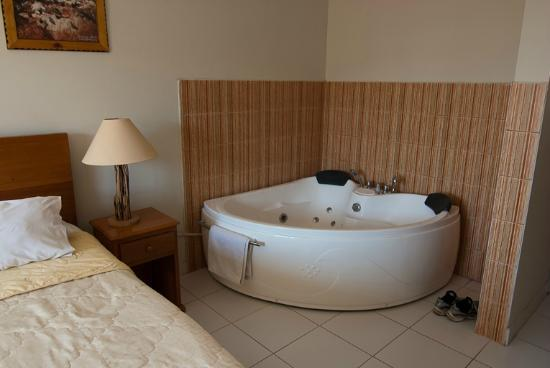 Hotel Emancipador: vasca