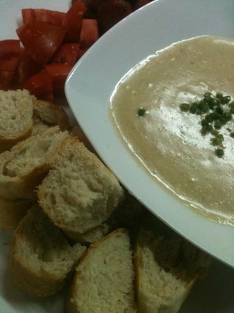 Locot's : Cheesefondue - Plate of the day