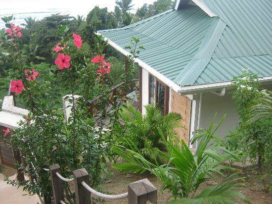 Villas de jardin bild von villas de jardin port glaud for Villas de jardin seychelles