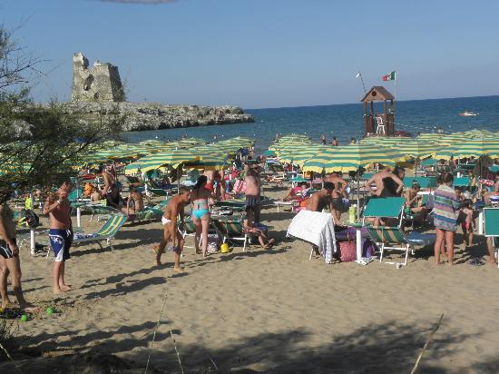 Villaggio Baia di Paradiso: spiaggia 2