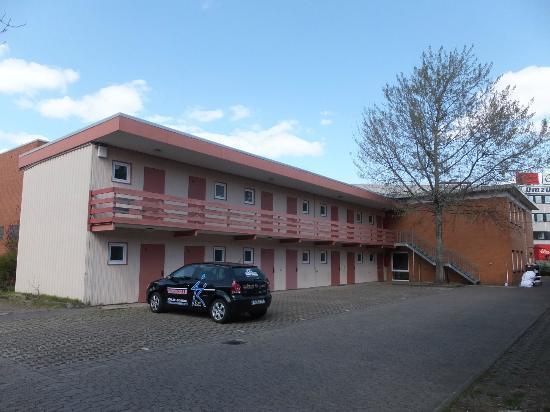 Vahrenwalder Hotel Hannover: exterior