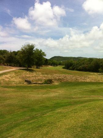St. Lucia Golf Club: Perfect day