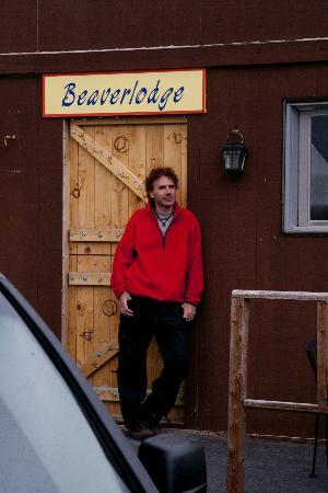 Aspenwood Resort: Wonderful clean Montana-like cabin.
