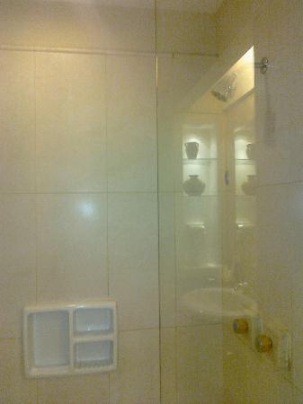 Mason Pine Hotel: Shower