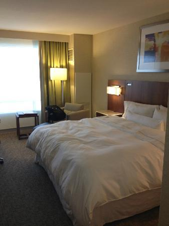 The Westin Austin at The Domain: Room 846