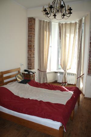 Best Corner Hotel: Bedroom