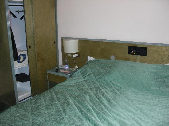 Argentina Hotel : Chambre