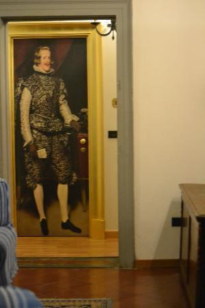 Hotel Vasari Palace: dor