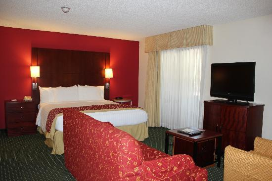 Residence Inn Oxnard River Ridge: Room