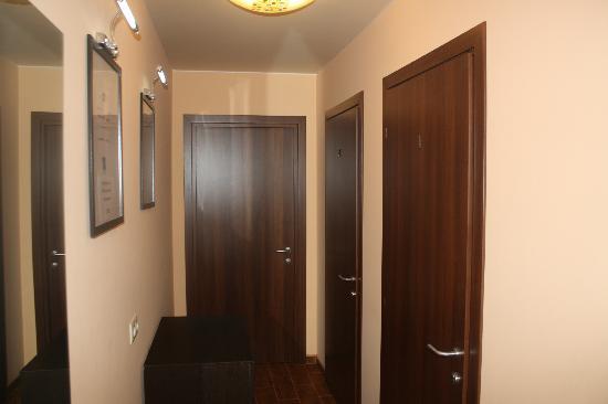Hotel Sonya on Kutuzovsky : Entrace Hall