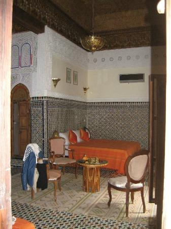 Dar el Bali : La suite Argana
