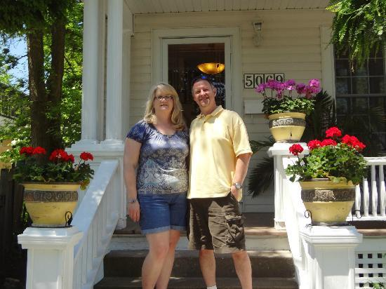 Accommodations Niagara Bed and Breakfast: Parting shot