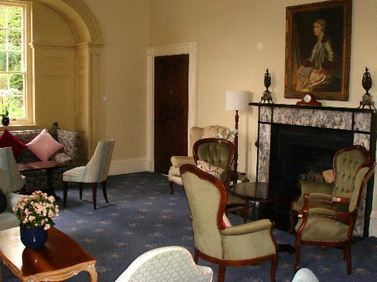 Nanteos Mansion: Sitting Room