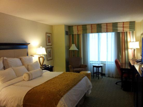 New Orleans Downtown Marriott at the Convention Center: Room Picture 1