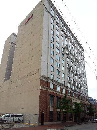 新奥尔良会议中心万豪酒店照片
