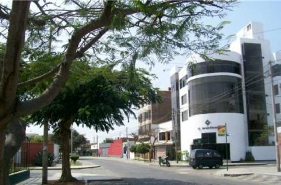 El Brujo Hotel: Hotel