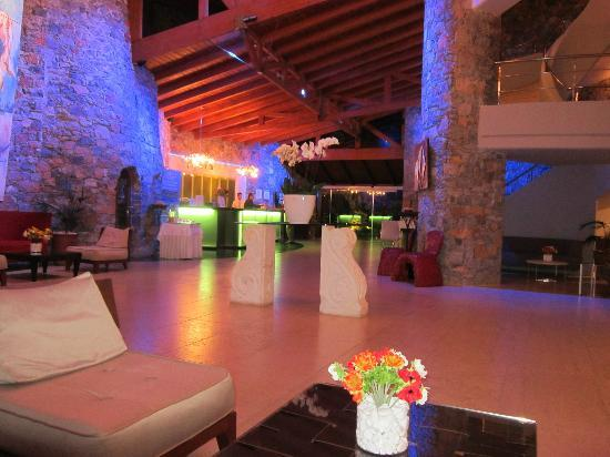 Ikaros Beach Resort & Spa: Reception
