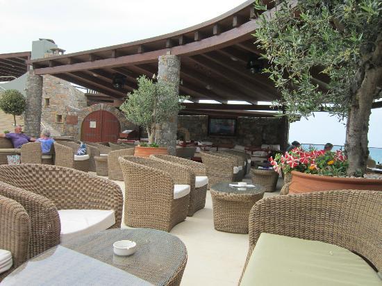 Ikaros Beach Resort & Spa: Bar