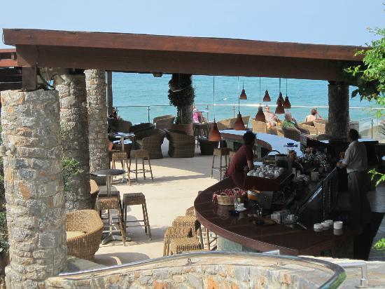 Ikaros Beach Resort & Spa: Bar