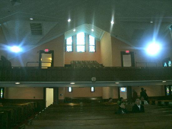 Ebenezer Baptist Church of Atlanta : Congregation
