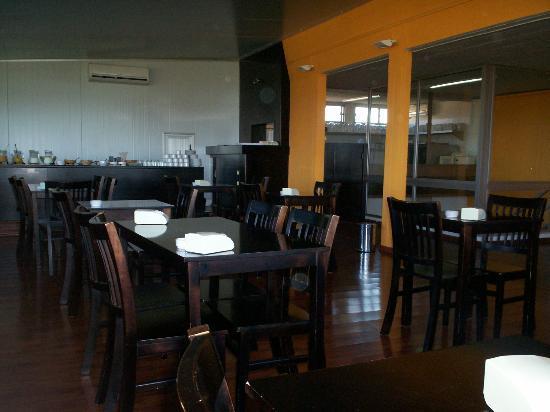 Aguasol Apart Hotel: El comedor