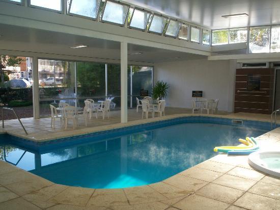 Aguasol Apart Hotel: La piscina
