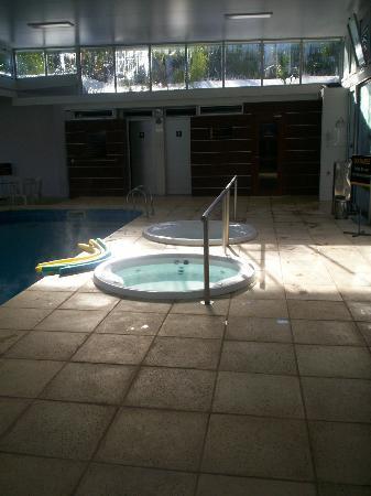 Aguasol Apart Hotel: Los jacuzzi individuales