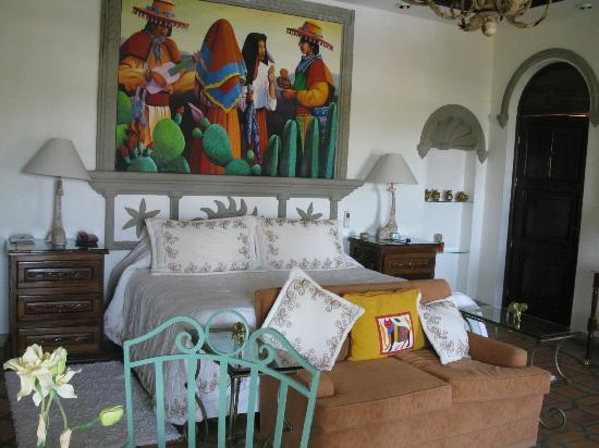 Casa Tres Leones: Mexican Lovers Suite