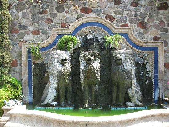 Casa Tres Leones: Entry area