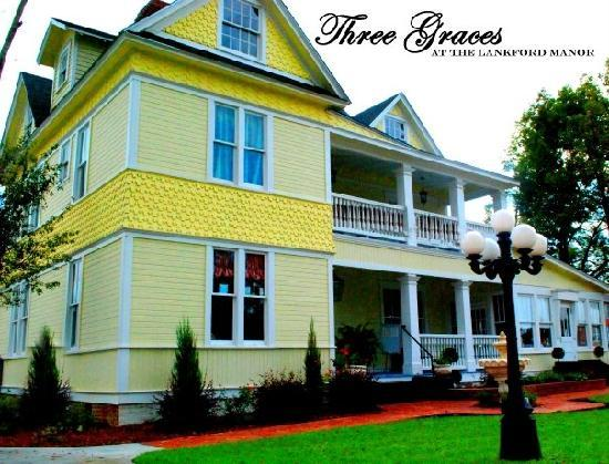 perfection - Review of Three Graces at The Lankford Manor, Tifton ...