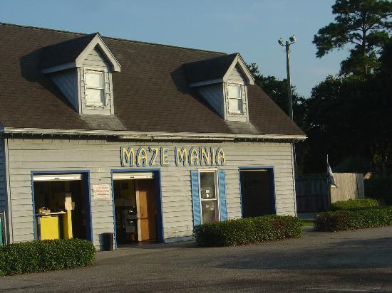 Maze Mania & Arcade
