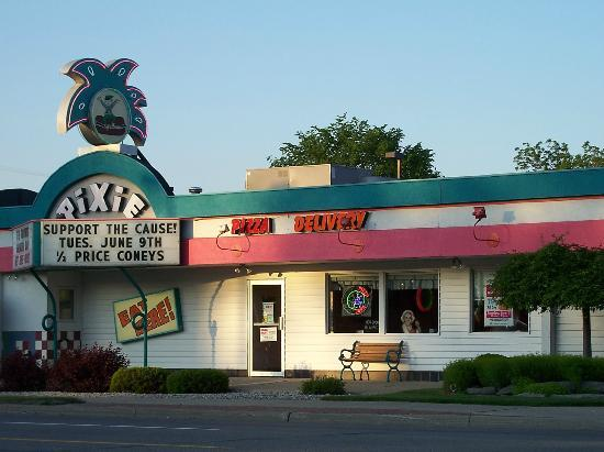 Mount Pleasant Mi Fast Food