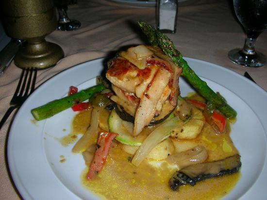 Lost Iguana Resort & Spa: Dinner@Lost Iguana