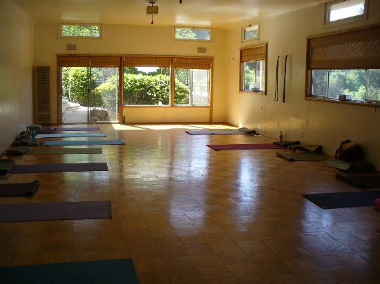 White Lotus Foundation: Yoga studio