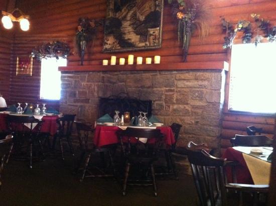 Casa Rustica : Dining room