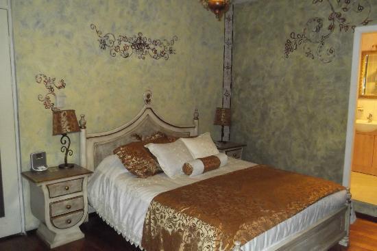 Hotel Los Balcones: Room #9