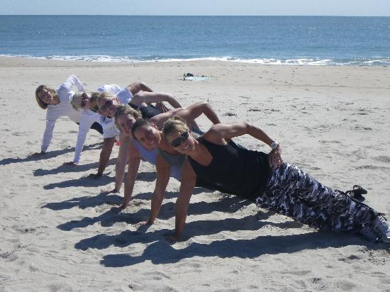 Fenwick Island Boot Camp